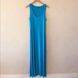 Michael Stars Turquoise Maxi Dress Sz. L